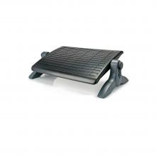 Descansapies Características-diseño: Movimiento de basculante. Superficie con diseño acanalado que evita que los pies se deslicen.